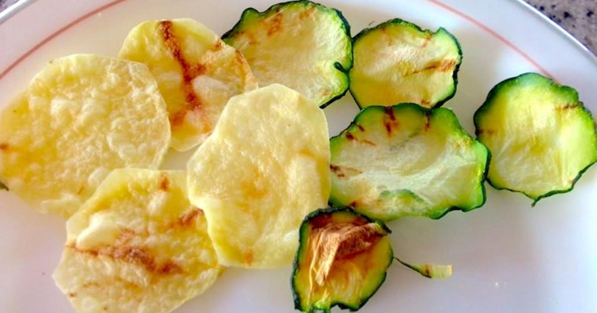 C mo hacer chips de verduras en el microondas recetas - Hacer pasta en el microondas ...