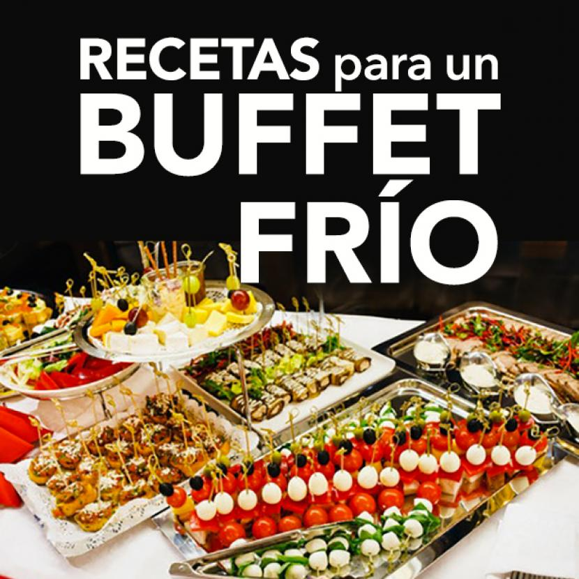Recetas para buffet navidad