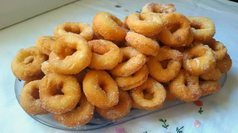 Rosquillas de an s caseras recetas f ciles reunidas for Cenas caseras faciles